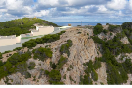 Possible development in Cala Gat, Mallorca