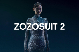 ZOZOSUIT 2 ー ZOZO opens its measurement technologies for partnership. ZOZO MEASUREMENT TECHNOLOGY