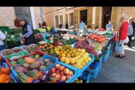 Sineu market - October 2020