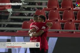 Summary of the match between Real Mallorca and Ponferradina