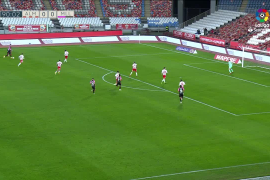 Highlights of the match between Almeria and Real Mallorca