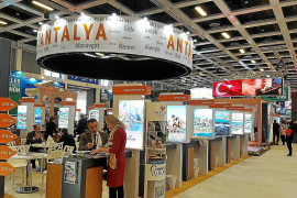 Turkey, a competitor to Balearics tourism