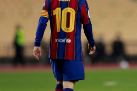 Messi two match ban.