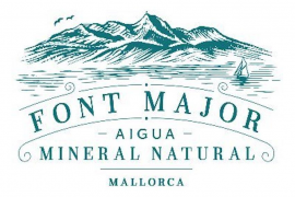 Font Major logo.