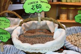 Lentils for sale