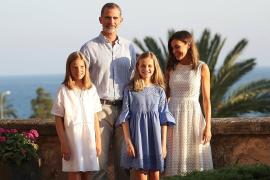 Princess Leonar and the Royal Family summer holidays on the island