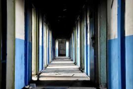Old Palma prison.