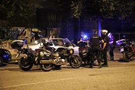 Police in Mallorca