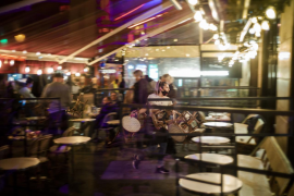 Spain's nightlife, which has been hit hard by the pandemic.