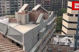 Rafa Nadal's Palma penthouse.