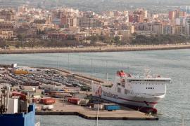 Palma port, Mallorca