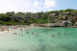 Santanyi Mallorca beaches are subject to capacity controls