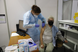 Vaccination in Menorca