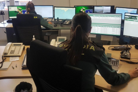 Guardia Civil emergency centre in Mallorca