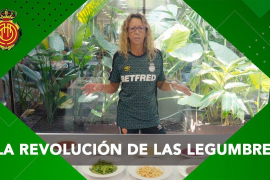 Real Mallorca nutritionist Nuria Granados talks about the squad's diet
