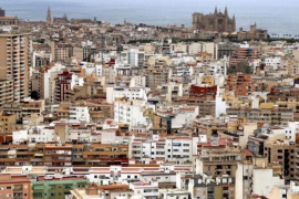 The biggest contrast in income was found in Palma which has some of the poorest neighbourhoods in Spain