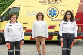 Balearic health service suicide response unit