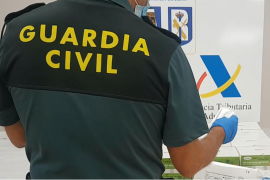 Guardia Civil in Mallorca