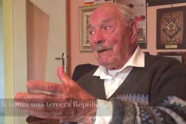 Interview with Josep Eduard Almudéver, member of the International Brigades