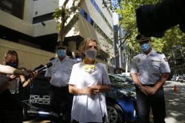 Government delegate in the Balearics, Aina Calvo