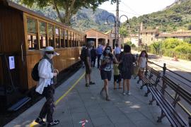 Soller Train, Mallorca