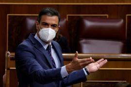 Pedro Sanchez: No masks