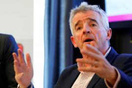 Ryanair Chief Executive O'Leary