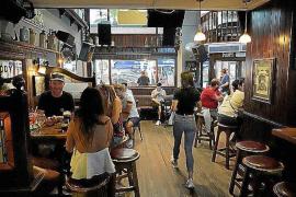 Bar interior, Palma.
