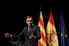PM Pedro Sanchez.