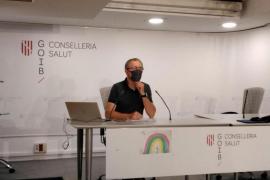 Dr Javier Arranz, spokesperson for the Autonomous Committee for infectious diseases.
