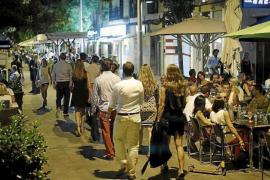 Calle Fábrica, Santa Catalina, Palma.