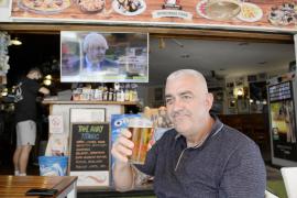 Magalluf bar owner celebrates