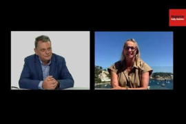 MDB interview of Maria Frontera