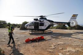 Guardia Civil mountain search and rescue team