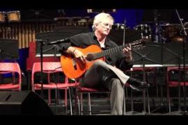 Concert of Aranjuez by guitarist Juan Reyes (Juan Estrada) (Parte II)