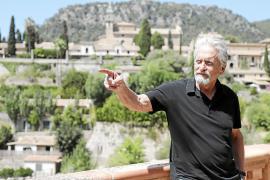 Michael Douglas in Mallorca