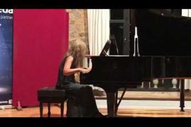 """Carl Mansker, """"Toccata"""", Op.23 no.3, Suzanne Bradbury (piano)"""