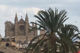 Palma Cathedral, Mallorca.