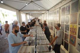 Record fair at Ses Voltes in Palma