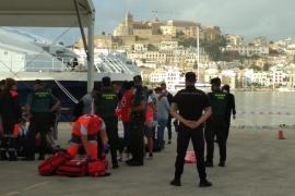Migrants in Ibiza