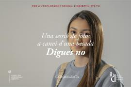 Balearic government campaign against sexual exploitation of girls