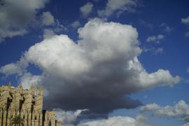 Clouds in Palma, Mallorca
