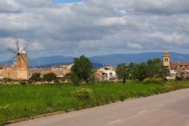 Algaida, Mallorca.