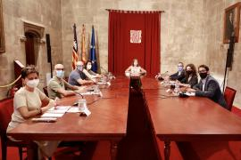 Meeting of government, business and union representatives in Mallorca