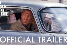 NO TIME TO DIE Trailer – In Cinemas October 2021.
