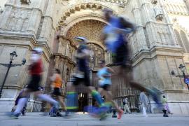 Marathon in Mallorca