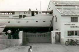 Astilleros Cabanellas has been in Puerto Pollensa since 1959