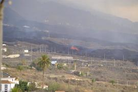 Volcanic activity continues in La Palma