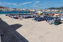 Hire cars in Ibiza
