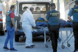 Body transferred to morgue.
